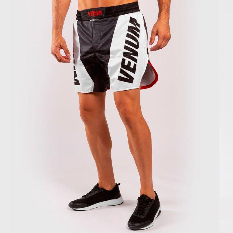 Pantalones Mma Venum Bandit Negro Gris Envio Gratis