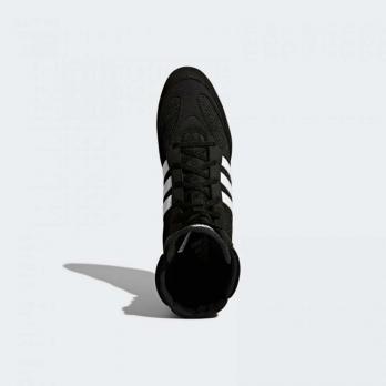 Botas de Boxeo Adidas Box Hog 2 New Negra