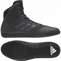Botas de Boxeo Adidas Mat Wizard negro
