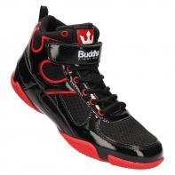 Botas de Boxeo Buddha One negro / rojo
