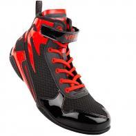 Botas de Boxeo Venum Elite Giant Low negro/rojo