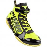 Botas de Boxeo Venum Elite Giant Low VTC 2 neo yellow/black