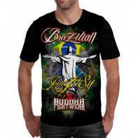 Camiseta Buddha BJJ