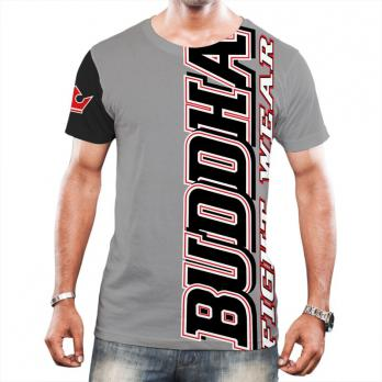 Camiseta Buddha Fighter X