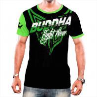 Camiseta Buddha Green X