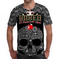 Camiseta Buddha Mexican Boxing