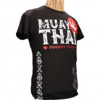 Camiseta Buddha Premium Muay Thai Fighter