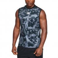 Camiseta de boxeo Leone Camouflage gris