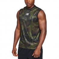 Camiseta de boxeo Leone Camouflage verde