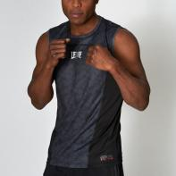 Camiseta de boxeo Leone Extrema gris