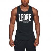 Camiseta Leone Logo negro tirantes