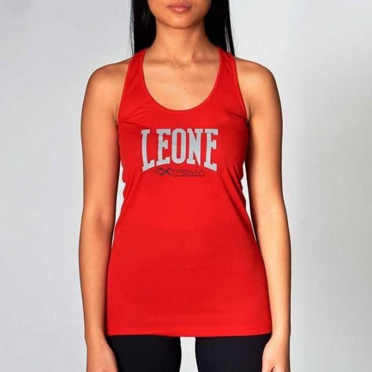 Camiseta Mujer Leone Extrema 3 rojo