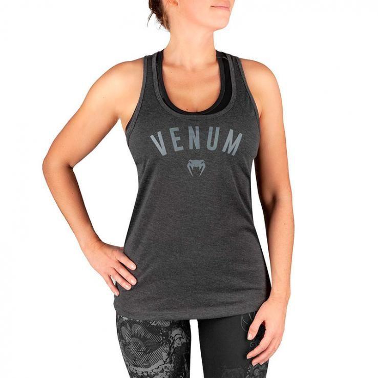Camiseta Mujer Venum Classic gris