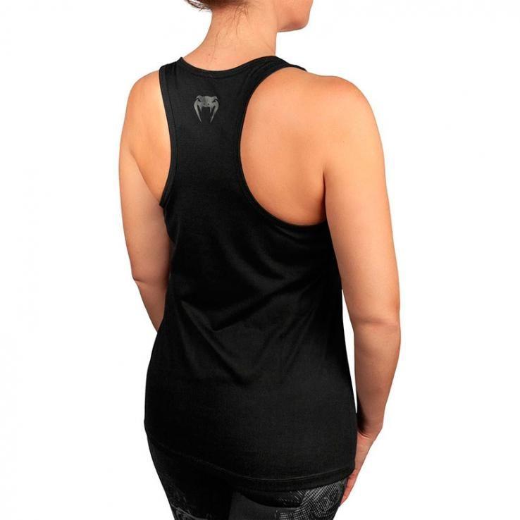 Camiseta Mujer Venum Classic negro