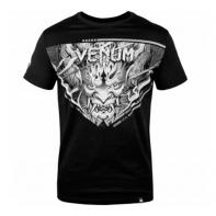 Camiseta Venum Devil Blanco/Negro