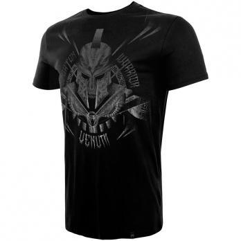 Camiseta Venum Gladiator Negro Matte Niños