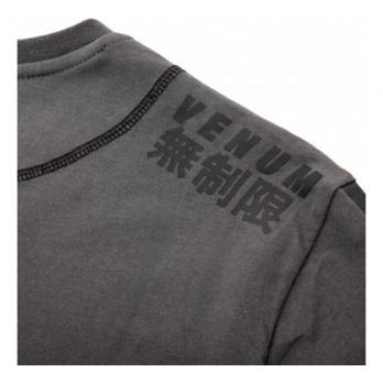 Camiseta Venum Limitless Gris
