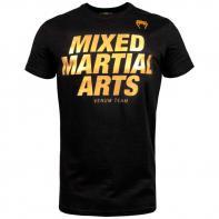 Camiseta Venum MMA VT negro/oro