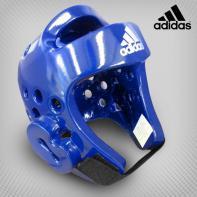 Casco  Taekwondo Adidas azul