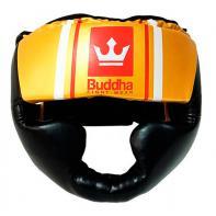 Casco Buddha Training Negro/Oro