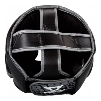 Casco Ringhorns Charger Negro By Venum