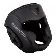 Casco Ringhorns Charger Negro Matte By Venum