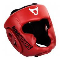 Casco de boxeo Ringhorns Charger rojo by Venum