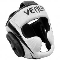 Casco de boxeo Venum Elite blanco / camo
