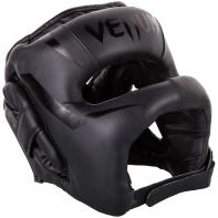 Casco de boxeo Venum Elite Iron negro mate