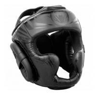 Casco de boxeo Venum Gladiator 3.0 negro mate