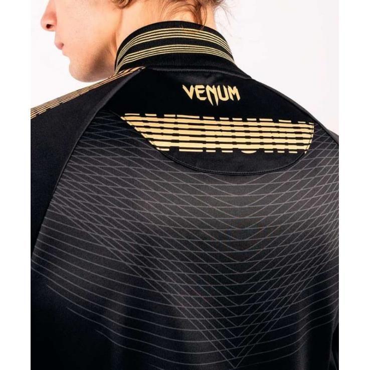Chaqueta Venum Club 182 negro / oro