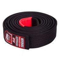 Cinturón BJJ Venum Negro