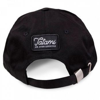 Gorra Tatami Negro