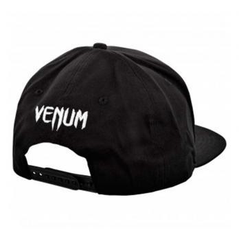 Gorra Venum Classic Negro/Blanco