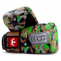 Guantes de boxeo Buddha Army Green Classic