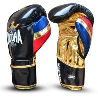 Guantes de boxeo Buddha Bushwhacker Charol