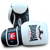Guantes de boxeo Buddha Colors blanco