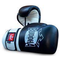 Guantes de boxeo Buddha Colors negro