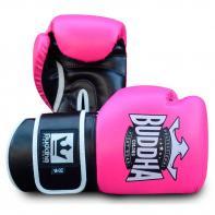 Guantes de boxeo Buddha Colors rosa