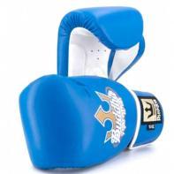 Guantes de boxeo Buddha Fight X azul