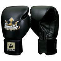 Guantes de boxeo Buddha Fight X Negros