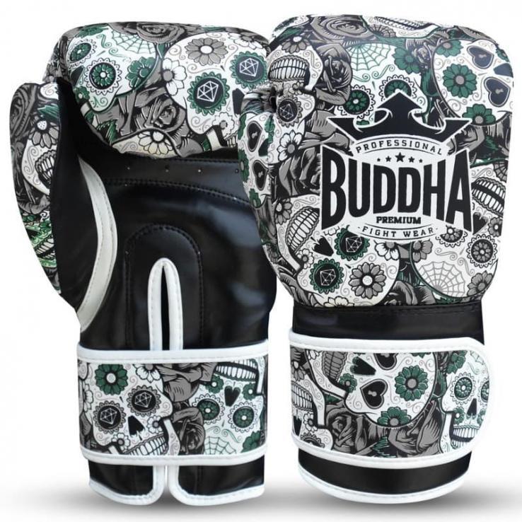 Guantes de boxeo Buddha Mexican negro
