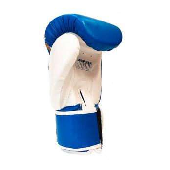 Guantes de boxeo Buddha Millenium Azul Niños