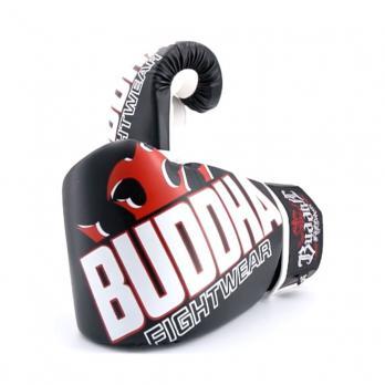 Guantes de boxeo Buddha Millenium Negro