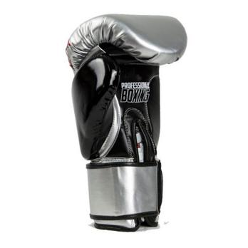 Guantes de boxeo Buddha Millenium Plata