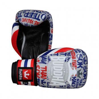Guantes de boxeo Buddha Premium Thailand Piel
