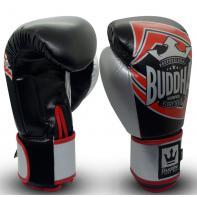 Guantes de boxeo Buddha Scorpion rojo