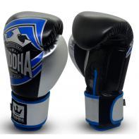 Guantes de boxeo Buddha Scorpion Azul/Negro
