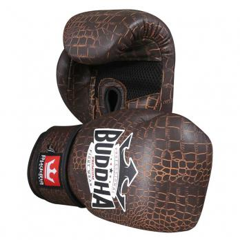 Guantes de boxeo Buddha Snake Premium Piel