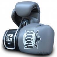 Guantes de boxeo Buddha Top Fight gris